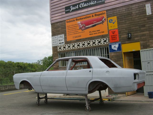 vehicle-restoration